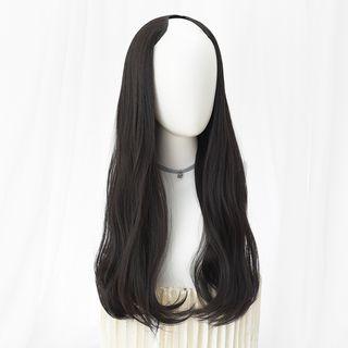 Image of Long Half Wig
