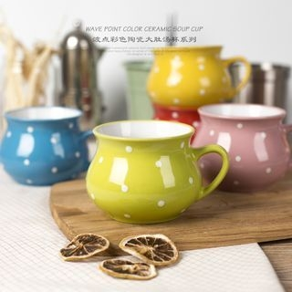 Dotted Coffee Cup 1051543941