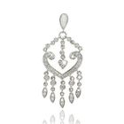 18K White Gold Pendant with Diamonds от YesStyle.com INT