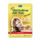 PUREDERM - 2-in-1 Vital Radiance Hair Mask (Honey): Hair Treatment 20ml + Essenced Hair Cap 1pc 1596