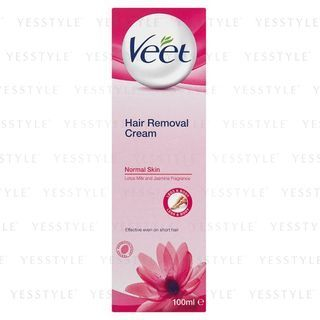 Hair Removal Cream - Lotus Milk &amp; Jasmine (for normal skin) (Pink)