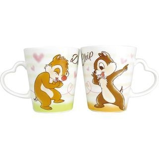 Chip & Dale Lovely Pair Mug Cup 1062403173