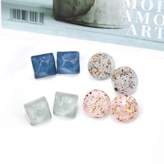 Image of Acrylic Stud Earring (various designs)