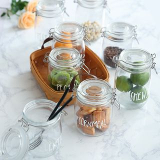 Glass Food Container 1054780959