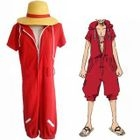 One Piece Monkey D. Luffy Cosplay Costume 1596