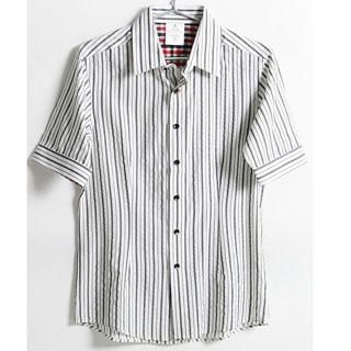 Buy SERUSH Striped Shirt 1022953140