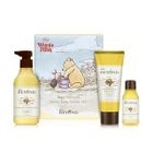 BEYOND - Deep Moisture Honey Body Set (Winnie The Pooh Holiday Collaboration): Shower Cream 250ml + 60ml + Emulsion 100ml 1596