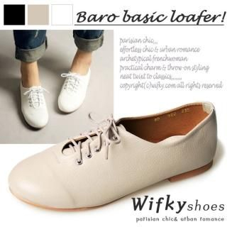 Buy Wifky Faux-Leather Oxfords 1023010282