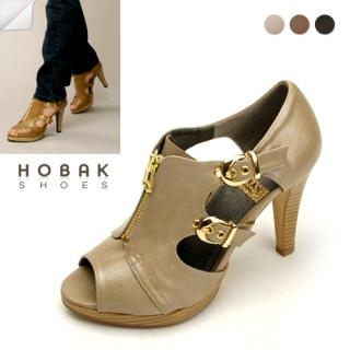 Buy HOBAK girls Open-Toe Platform Sandals 1022116882