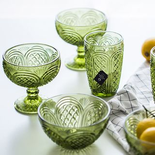 Glass Cup / Ice-Cream Glass Cup / Dessert Bowl 1065118112