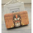 Printed Long Wallet 1596