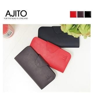 Picture of AJITO Genuine Leather Wallet 1022516995 (AJITO, Wallets, Korea Bags, Womens Bags, Womens Wallets)