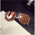 Shaped Sunglasses 1596