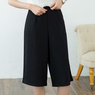 Capri Wide Leg Pants 1050178282