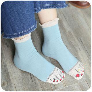 Printed Socks 1062633562