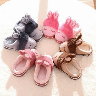 Image of Kids Fleece Slippers