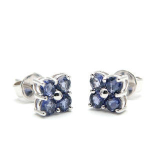 Image For Iolite Navigator Earrings