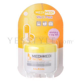 Medi-Medi Vita C Pack Skin Brightening Wash-off Mask