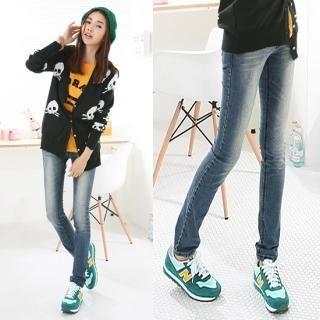 Buy Jean Stone Skinny Jeans 1022317993