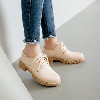 Lace-Up Oxford Shoes 1064004897