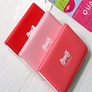 Image of Bow Card Holder