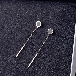 Titanium Steel Strapped Earring