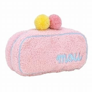 Buy ROOTOTE Pompom Cosmetic Case [AVION DE PAPIER - Gloss-B] Pink – One Size 1022777263