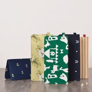 Printed Long Wallet 1056946791