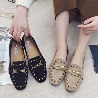 Studded Loafers 1066182672