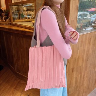 Image of Crinkled Tote Bag
