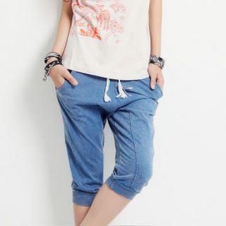 Buy Nalan Girl Cropped Pants 1023007059