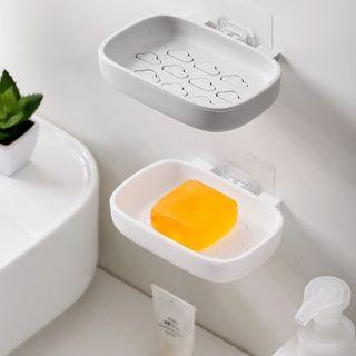 Image of Adhesive Soap Wall Organizer