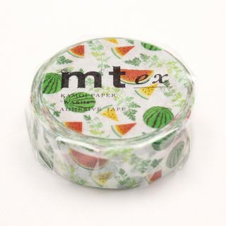 mt Masking Tape : mt ex Watermelon One Size