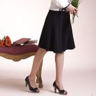 Yoked Skirt Black - 3L от YesStyle.com INT