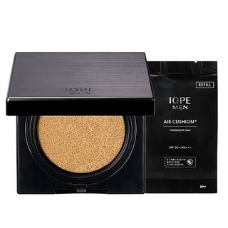 Body Care & Cosmetics IOPE - Men Air Cushion SPF50+ PA+++ With Refill (2 Colors)