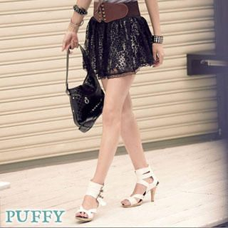Buy PUFFY Lace Skirt 1022849814