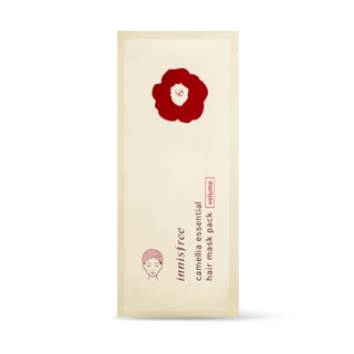 Innisfree - Camellia Essential Hair Mask Pack (Volume) 35g 35g 1056909165
