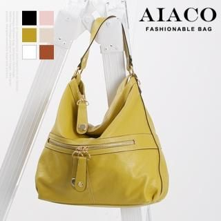 Picture of AIACO Faux Leather Shoulder Bag 1020632017 (AIACO, Shoulder Bags, Korea Bags, Womens Bags, Womens Shoulder Bags)