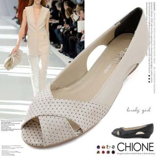 Buy Chione Open-Toe Flats 1022923742