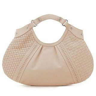 Buy Biyibi Woven Handbag Light Pink – One Size 1022927225