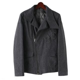 Picture of TOKIO Funnel-Neck Zip Jacket 1021525613 (TOKIO, Mens Outerwear, Korea)