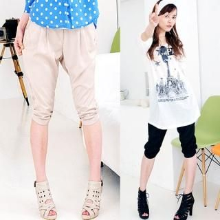 Buy Miss Hong Pleated Shorts 1022573821