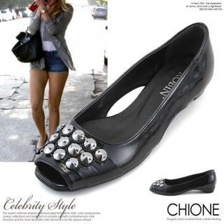 Picture of Chione Open-Toe Pumps 1022391606 (Pump Shoes, Chione Shoes, Korea Shoes, Womens Shoes, Womens Pump Shoes)
