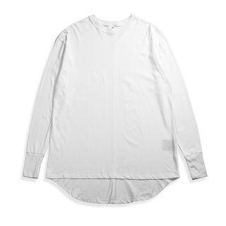 Image of Long Hem Pullover