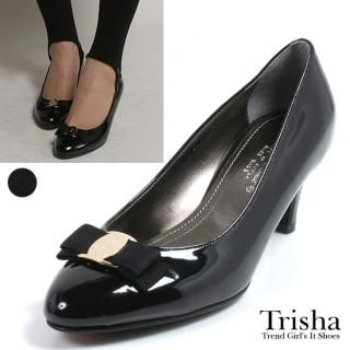 Buy Trisha Bow Front Pumps 1021969303