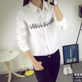 embroidered-long-sleeve-blouse