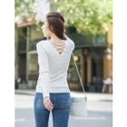 Strappy-Back Ribbed Top 1596