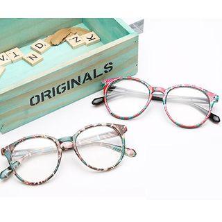 Studded Round Glasses 1051621639