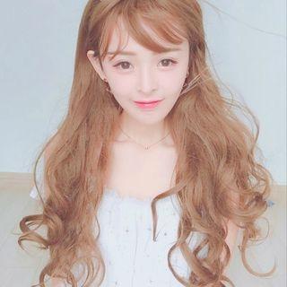 Long Full Wig - Wavy 1062814452