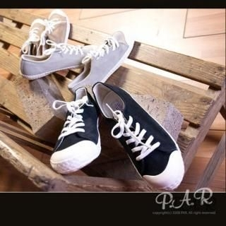 Picture of PAR Lace Up Sneakers 1011113041 (Sneakers, PAR Shoes, Korea Shoes, Mens Shoes, Mens Sneakers)